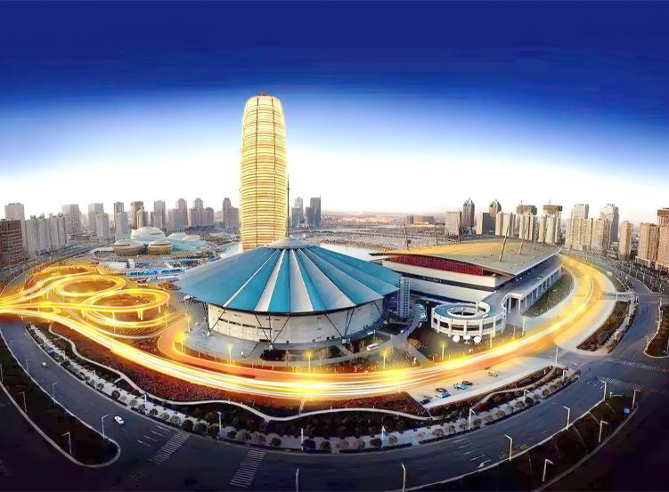 郑州国际会展中心金属屋面维护