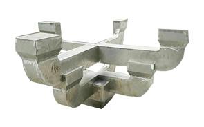 仿古金属瓦-金属斗拱